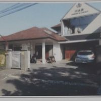 BRI Naripan : 1 bidang tanah dengan total luas 607 m2 berikut bangunan di Jl.Prabudimuntur No.16 (dh.14), Citarum,  Kota Bandung