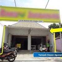 Bank Mandiri - 1 bidang tanah dengan total luas 218 m2 berikut bangunan SHM 3943, di Kel. Pajang, Kec. Laweyan Surakarta