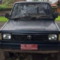 Lot. A.1 1 (satu) Mobil Toyota/KF 50 Super Long, Tahun 1990, No.Pol DK DK 1171 (BPKAD Prov. Bali)