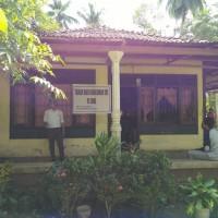 1 bidang tanah&bangunan luas 2.500 m2 terletak di Desa beringin Jaya,Simpang Raya,Banggai sesuai SHM No.300 an.Syaegon (BRI LUWUK)