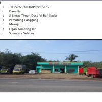 2.PT.Bank Sahabat Sampoerna : Sebidang tanah luas 1.599 m2 berikut bangunan di Desa Pematang Panggang Kecamatan Mesuji Kabupaten Ogan Komeri