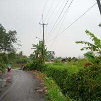 Bank Muamalat(3): 3 tanah, LT 5.345 m2, SHM 1013,989, dan 825, brkt sgl sstu di atasnya,dijual 1 paket,Jl Mulyaharja,Cibeureum,Bogor Selatan
