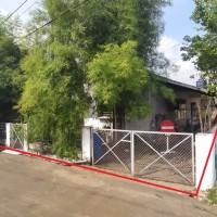 1 bidang tanah dengan total luas 354 m<sup>2</sup> berikut bangunan di Kota Palembang