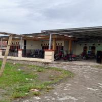 Sebidang tanah seluas 223 m2 berikut bangunan di Kelurahan Leuwi Limus, Kecamatan Cikande, Kabupaten Serang (KSP Sahabat Mitra Sejati)