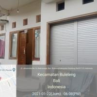 BPR Indra Candra (22-04): 1 (satu) bidang tanah SHM No. 282 luas 90 m2 berikut bangunan di Ds. Baktiseraga, Kec. Buleleng, Kab. Buleleng
