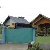 (BRI Watampone) tanah berikut bangunan, SHM No.218, Luas 345 m2, Desa Waempubbu, Kec. Amali, Kab. Bone