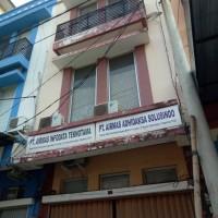 BCA : 1 bidang tanah dengan total luas 56 m2 berikut bangunan di Kota Tangerang