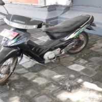Lo. B.3 1 (satu) unit Kendaraan roda 2 merk Suzuki/ RC 100 S, Tahun 1998, No.Pol DK 6355 (sekarang menjadi DK 3357 A) (BPKAD Prov. Bali)