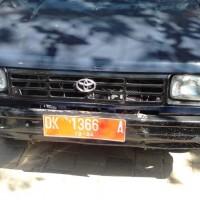 Lot A.2. 1 (satu) unit Kendaraan Dinas merk Toyota/KF 40, Tahun 1994, No.Pol DK 1665 (sekarang menjadi DK 1366 A) (BPKAD Prov. Bali)