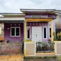 1BTNSy:1 bidang tanah dengan total luas 108 m2 berikut bangunan di Kota Balikpapan