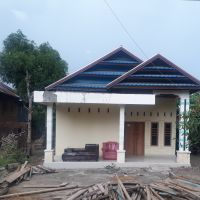 (BRI Watansoppeng) tanah dan bangunan (SHM No.393), Luas tanah 377 m2, di Macanre, Kel/Desa Macanre, Kab. Soppeng