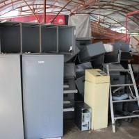 Kantor Imigrasi Muara Enim: 1 (satu) Paket Barang Milik Negara berupa Peralatan dan Mesin dalam kondisi Rusak Berat.