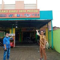 PT. BRI Kanca Palembang A.Rivai : Sebidang tanah luas 181 m2 berikut bangunan di Kota Palembang