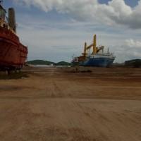 MANDIRI - 3 bidang tanah dengan total luas 53983 m2 berikut bangunan dan  barang bergerak lainnya di jalan Dapur 12 Batam