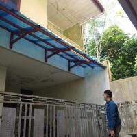 BRI S PARMAN = SHM 2156 LT 120 M2 di Jalan Melati I RT 003 RW 001, Kelurahan/Desa Gandul, Kecamatan Cinere, Kota Depok