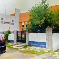 BCA - sebidang tanah luas 135 m2 berikut bangunan di Komplek Perumahan Lotus Garden Tahap II Blok B 1 Nomor 07 Teluk Tering Batam