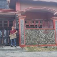 BRI Pahlawan :Sebidang tanah berikut bangunan SHM No. 3718  Luas 200 M2, Kel. Mangunharjo, Kec. Mayangan, Kota Probolinggo