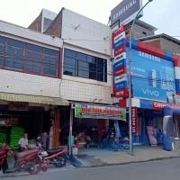 BRI Skg:1 bidang tanah dengan total luas 52 m2 berikut bangunan di Kabupaten Wajo