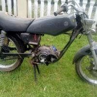 Lot C : 1 (satu) Unit Kendaraan Roda 2, Merk/Type Yamaha RX King, Nopol 1350-XXI (Ditbinmas Polda NTB)