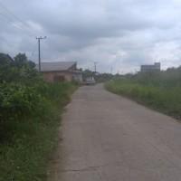 PNM-Sebidang tanah seluas 261 m2 SHM No 534, di Kel.Handil Terusan, Kec.Anggana,Kutai Kartanegara