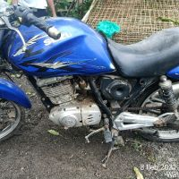 Lot 2 : 1 (satu) Unit Sepeda Motor, Merk/Type Suzuki EN 125, Nopol DR 2154 J (BPTP NTB)