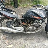 Lot 11 : 1 (satu) Unit Sepeda Motor, Merk/Type Suzuki EN 125 A, Nopol DR 2244 J (BPTP NTB)