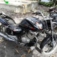 Lot 10 : 1 (satu) Unit Sepeda Motor, Merk/Type Suzuki EN 125 A, Nopol DR 2251 J (BPTP NTB)