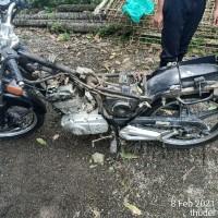 Lot 6 : 1 (satu) Unit Sepeda Motor, Merk/Type Suzuki EN 125 A, Nopol DR 2247 J (BPTP NTB)