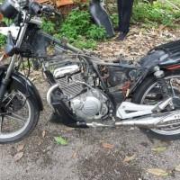 Lot 7 : 1 (satu) Unit Sepeda Motor, Merk/Type Suzuki EN 125 A, Nopol DR 2248 J (BPTP NTB)