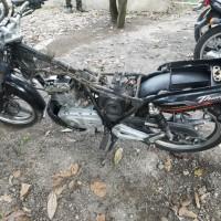 Lot 5 : 1 (satu) Unit Sepeda Motor, Merk/Type Suzuki EN 125 A, Nopol DR 2246 J (BPTP NTB)