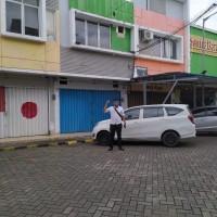 1 bidang tanah dengan total luas 56 m2, SHGB No.21286, berikut bangunan di Kota Makassar (PT. BRI A.Yani)