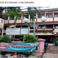(03-03) BPAD DKI Jkt Lot 2: Bangunan Gedung Kantor Kelurahan Utan Panjang dengan total luas 1250 m2 di Kota Jakarta Pusat