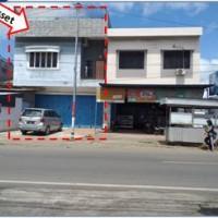 (Bank Mandiri) tanah dan bangunan, SHM No.231/Bajoe, Luas 170 m2, di Jalan Yos Sudarso, Kel. Bajoe, Kecamatan TR Timur, Kab. Bone.
