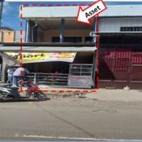 (Bank Mandiri) tanah dan bangunan, SHM No.1005/Bajoe, Luas 107 m2, di Jalan Yos Sudarso, Kel. Bajoe, Kec. TR Timur, Kab. Bone