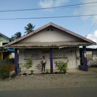 1 bidang tanah&bangunan luas 247 m2,terletak di Desa Hombola,Kec.Batui,Kab.Banggai SHM No.54 an.Debora Sumsumi (BRI LUWUK)