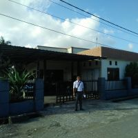 1 bidang tanah&bangunan luas 456 m2,terletak di Desa Balantang,Kec.Batui,Kab.Banggai SHM No.502 an.Idrus Anas,SE (BRI LUWUK)