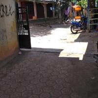 1 bidang tanah dengan total luas 855 m2 berikut bangunan di Kabupaten Subang