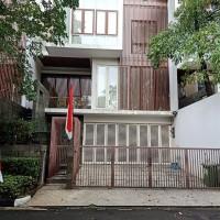 CIMB NIAGA (LELANG II): Tanah 239 m2 & bangunan, SHM, Simprug Suites II, Jl.Tentara Pelajar, Grogol Selatan, Kebayoran Lama, Jakarta Sel