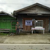 1 bidang tanah&bangunan luas 341 m2,terletak di Desa Uso,Kec.Batui,Kab.Banggai SHM No.114 an.Mukminawati (BRI LUWUK)