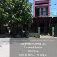 1 bidang tanah dengan total luas 185 m2 berikut bangunan di Kabupaten Gowa (BRI Panakkukang)
