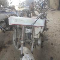 [POLDA SUMSEL] 1 (Satu) Paket Barang Milik Negara terdiri dari 17 Unit Kendaraan Roda Dua dalam Kondisi Scrap