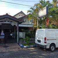 (BRI Kertajaya) 1 bidang tanah dengan total luas 211 m2 berikut bangunan di Kota Surabaya