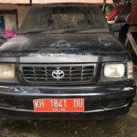 Kantah Barsel: 1 unit Toyota Kijang LX, tahun 2000, Biru Metalik, KH 1841 DU (tanpa BPKB)
