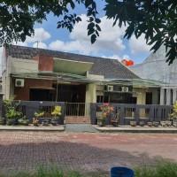 BRI A Yani : 1 bidang tanah dengan total luas 244 m2 berikut bangunan di Kota Balikpapan