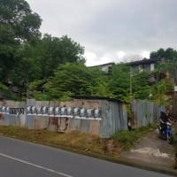 BRI PINANG - sebidang tanah luas 290 m2 di jalan Ir. Sutami Kelurahan Tanjungpinang Timur, Kecamatan Bukit Bestari Tanjung Pinang