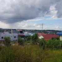 BRI PINANG - sebidang tanah luas 1358 m2 di jalan Mekar Jaya Kelurahan Batu Sembilan Tanjung Pinang