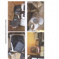 BKSDA Papua Barat 1(satu) Paket Barang Inventaris dengan kondisi rusak berat