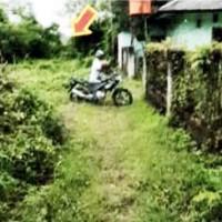 BNI.BSD:2 bidang tanah total luas 1365 m2 di Komp. Baladika Jln. Perjuangan, DS. Drangong, Kec. Taktakan Kabupaten Serang