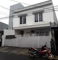 BANK MNC : Sebidang tanah 187 m2 & bangunan di Jl. Danau Towuti Blok E1 No.14A, Bendungan Hilir, Tanah Abang, Jakarta Pusat