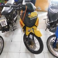 1. Motor Suzuki Smash/ FK 110 SD K6 Nopol DC 6975 DB di Kabupaten Majene